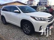 Toyota Highlander 2018 XLE 4x4 V6 (3.5L 6cyl 8A) White | Cars for sale in Greater Accra, Adenta Municipal