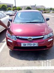 Honda Civic 2007 1.8 Sedan EX Red | Cars for sale in Greater Accra, Accra Metropolitan
