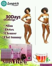 Longrich Slimming Tea | Skin Care for sale in Greater Accra, East Legon (Okponglo)