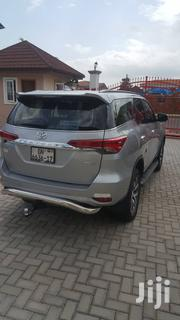 Toyota Fortuner 2017 Silver | Cars for sale in Greater Accra, East Legon