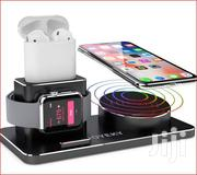 Wireless Charging for iPhones Watch and Airpod 3 in 1 | Watches for sale in Greater Accra, Accra Metropolitan