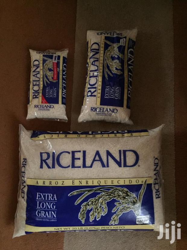 Archive: Quality America Rice For Sale