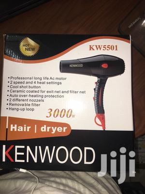 Brand New Kenwood Hair Dryer With All Accessories
