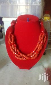 Red Beaded Necklace | Jewelry for sale in Greater Accra, Achimota