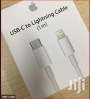 Usb-c To Lightning Cable (1 M) | Accessories for Mobile Phones & Tablets for sale in Greater Accra, Accra Metropolitan