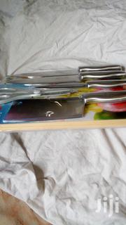 Set of Knife and Chop Board All in One | Kitchen & Dining for sale in Greater Accra, Odorkor