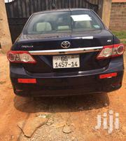 Toyota Corolla 2012 Blue | Cars for sale in Eastern Region, Kwahu North