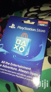 Play Station Card 100$ | Video Games for sale in Greater Accra, Lartebiokorshie