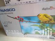 Super Clear LED TV Nasco 43 Inches Digital N Satellite   TV & DVD Equipment for sale in Greater Accra, Nii Boi Town
