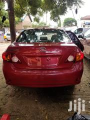 Toyota Corolla 2010 Red   Cars for sale in Greater Accra, Achimota