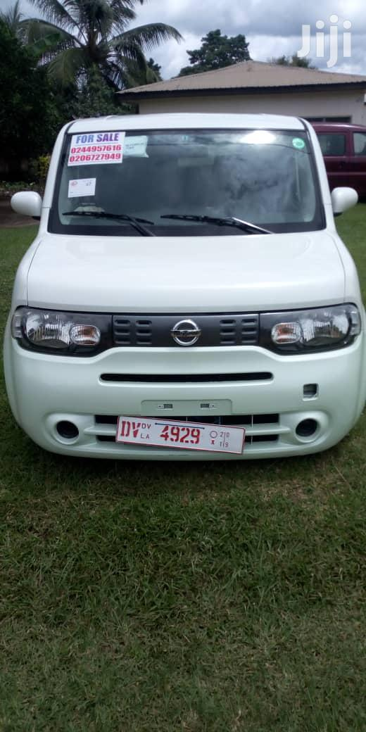 Archive: Nissan Cube 2011 White