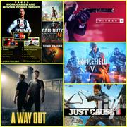 All Types Of PC Games Available At Cool Price | Video Games for sale in Ashanti, Kumasi Metropolitan