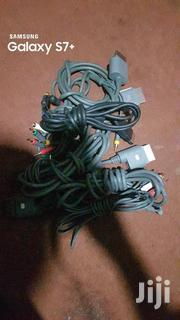 Xbox Live Xbox 360 Cables Available | Video Game Consoles for sale in Ashanti, Afigya-Kwabre