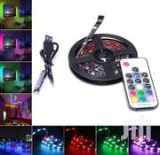 Waterproof USB TV Rgb LED Stripe | TV & DVD Equipment for sale in Greater Accra, North Dzorwulu
