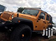 Jeep Wrangler 2012 Rubicon Yellow | Cars for sale in Greater Accra, Dzorwulu