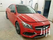 New Mercedes-Benz CLA-Class 2018 Red | Cars for sale in Greater Accra, Accra Metropolitan