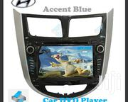 Hyundai Accent Dvd Radio Touch Screen Player | Vehicle Parts & Accessories for sale in Greater Accra, Abossey Okai