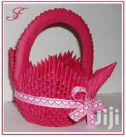 Origami Basket | Arts & Crafts for sale in Greater Accra, Dansoman