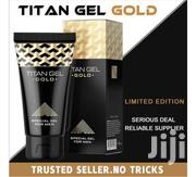 Titan Gel Gold Penis-enlargement | Sexual Wellness for sale in Ashanti, Kumasi Metropolitan