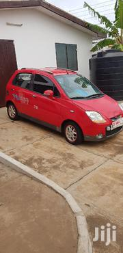 Daewoo Matiz 2008 1.0 SE Red | Cars for sale in Greater Accra, Bubuashie