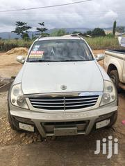 SsangYong Rexton RX 290 S 2008 Silver | Cars for sale in Eastern Region, Fanteakwa