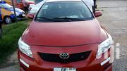Toyota Corolla 2010 Red | Cars for sale in Greater Accra, Dansoman