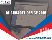 MICROSOFT OFFICE ( Word)   Classes & Courses for sale in Greater Accra, Odorkor