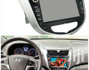 Hyundai Accent 2011/2012 Radio Dvd Touch Screen Player | Vehicle Parts & Accessories for sale in Greater Accra, Abossey Okai