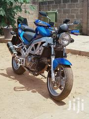 Suzuki 2003 Blue | Motorcycles & Scooters for sale in Greater Accra, Nii Boi Town