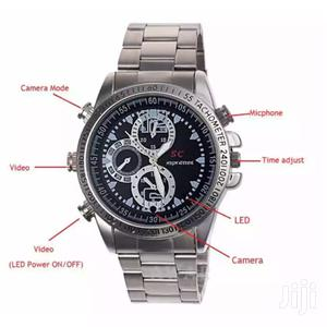 Camcorder Recorder Chain Wrist Watch