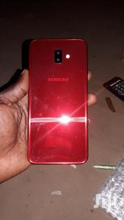 Samsung Galaxy J6 Plus 32 GB Red   Mobile Phones for sale in Greater Accra, Adenta Municipal