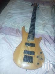 A Six String Customised Sunsmile Active Bass Guitar | Musical Instruments for sale in Greater Accra, Ga West Municipal