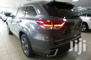 New Toyota Highlander 2019 Limited Brown | Cars for sale in Greater Accra, Tema Metropolitan