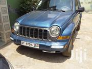 Jeep Liberty 2005 Limited 4x4 Blue | Cars for sale in Greater Accra, Tema Metropolitan