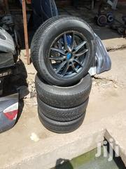 Slightly Used Tyres With Rims | Vehicle Parts & Accessories for sale in Greater Accra, Abossey Okai