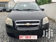 Chevrolet Aveo 2008 Black | Cars for sale in Greater Accra, East Legon