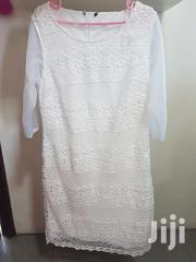 White Lace Dress   Clothing for sale in Greater Accra, Accra new Town