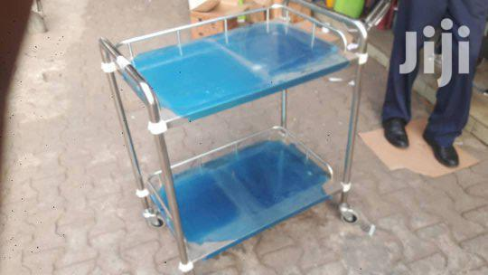 Two Shelves Trolley