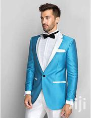 Turquoise Tuxedo Suit - 48 | Clothing for sale in Greater Accra, North Dzorwulu