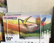 Nasco 50 Inches Smart Curved Fhd Digital Satellite | TV & DVD Equipment for sale in Greater Accra, Accra Metropolitan