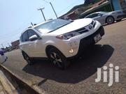 Toyota RAV4 2014 LE 4dr SUV (2.5L 4cyl 6A) White | Cars for sale in Greater Accra, Nungua East