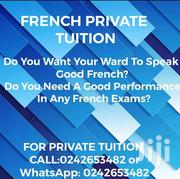 Private French Tutor | Classes & Courses for sale in Greater Accra, East Legon