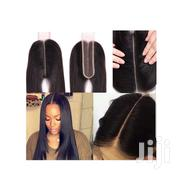 "Kim K Straight Closure - 8"" Natural Colour 