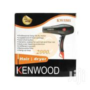 KW5501 Hair Dryer- Black | Tools & Accessories for sale in Greater Accra, Achimota