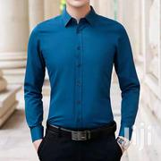 Fine Blue Shirt | Clothing for sale in Greater Accra, Odorkor