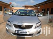 Toyota Corolla 2010 Silver   Cars for sale in Greater Accra, East Legon (Okponglo)