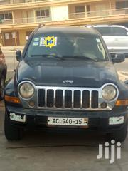 Jeep Cherokee 2003 Black | Cars for sale in Ashanti, Kumasi Metropolitan