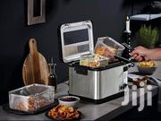 2 In 1 Deep Fryer From Germany (Silvercrest) | Restaurant & Catering Equipment for sale in Greater Accra, Accra new Town