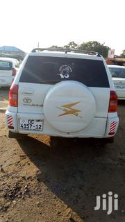 Toyota RAV4 2004 2.0 4x4 Executive White | Cars for sale in Greater Accra, Nungua East
