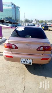 Toyota Corolla 2002 1.8 Sedan Brown | Cars for sale in Greater Accra, Nungua East